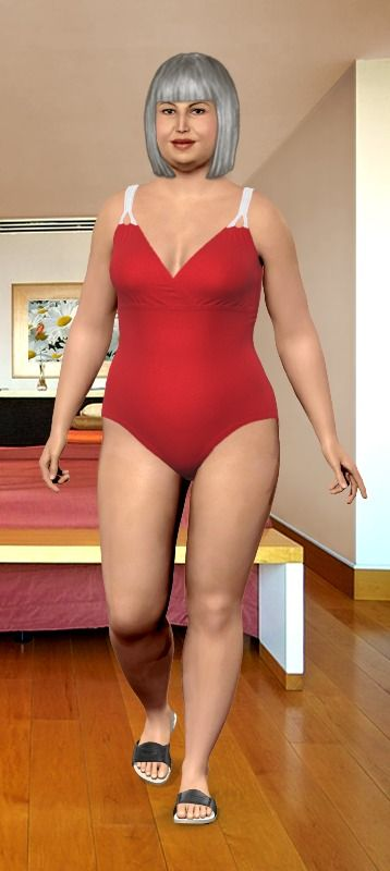 Body image calculator!