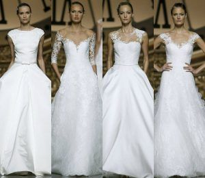 I consigli per essere perfette al primo appuntamento con l'Atelier di abiti da sposa