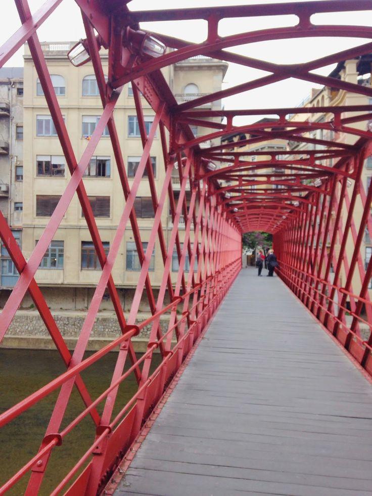 Travel | Eiffel Bridge | Girona