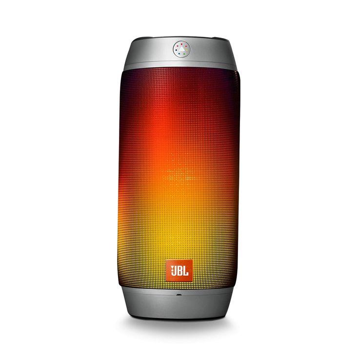 JBL Pulse 2 Hopea - Kodin elektroniikka - CDON.COM