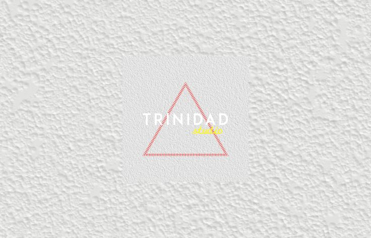 Trididad studio on behance by DON CARLO #branding #studio #trinidadstudio #logo #design #graphicdesign #montreal #doncarlomtl #behance #photostudio