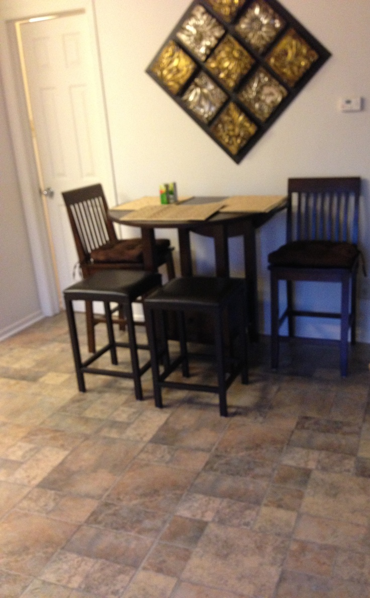 13 best entry flooring images on pinterest flooring ideas stone laminate flooring from lowes made by armstrong random block paver installed in dailygadgetfo Gallery