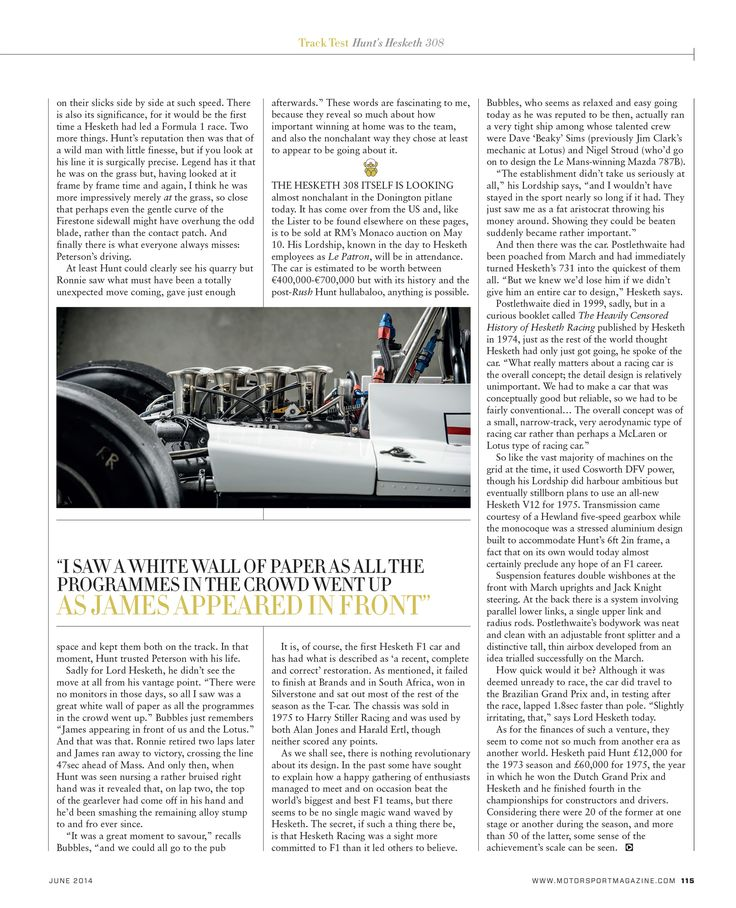 Page 115 of June 2014   Motor Sport Magazine Archive