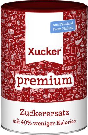 Xucker premium jetzt auch offline bei dm Deutschland erhältlich! GMO-frei. Glutenfrei. Vegan.