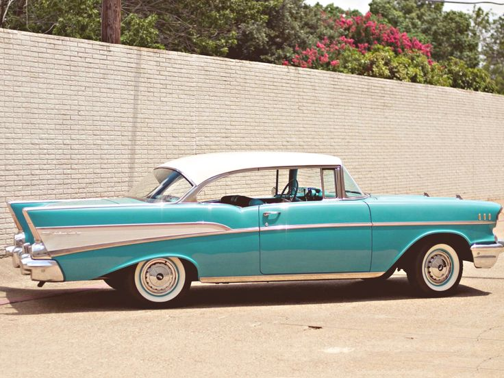 ... classic 50s Chevrolet 1957 bel air Cars of United States