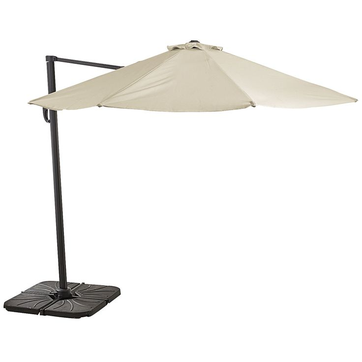 Cantilever Umbrella - Sand - Outdoor