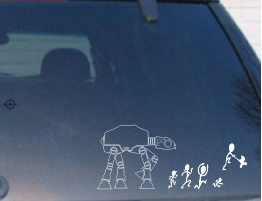 Best Cars Car Decals Etc Images On Pinterest Stick Figure - Family car sticker decalsfamily car decal etsy