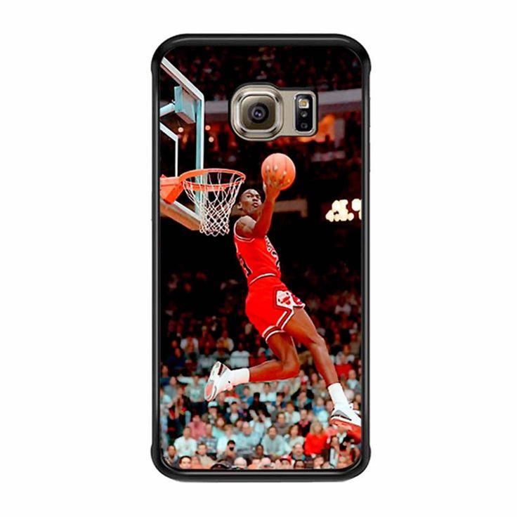Jordan Basketball 2 Samsung Galaxy S6 Edge Case : Basketball, Jordans ...