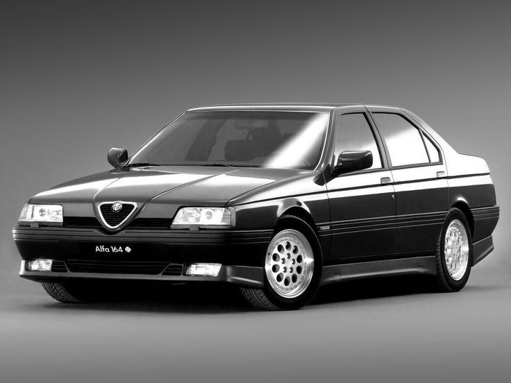 1990 alfa romeo 164 v6 quadrifoglio verde cars. Black Bedroom Furniture Sets. Home Design Ideas