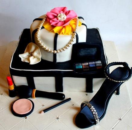 Fashion Cake  Cake by vittoria