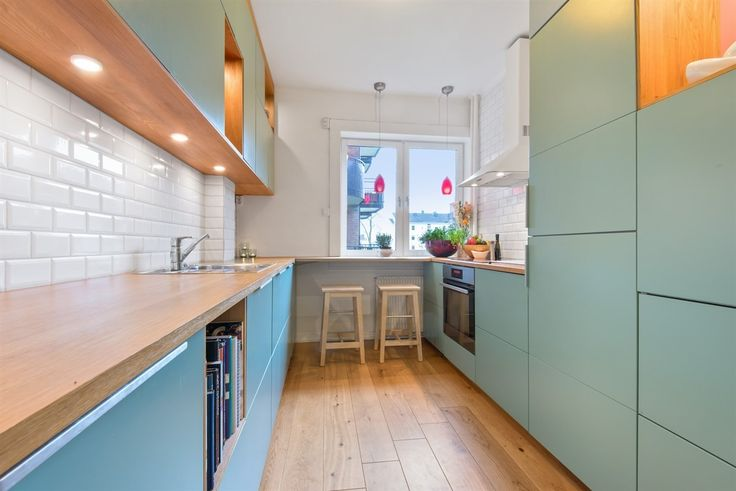 FINN – CARL BERNER - Meget tiltalende 2-roms hjørneleilighet med god planløsning og balkong! Varmt vann og fyring inkl.