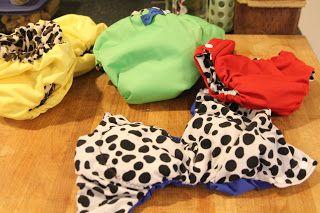 Nicolle's Originals: DIY Waterproof Training Pants (Cloth Pull-Ups) - Feel Dry Liner