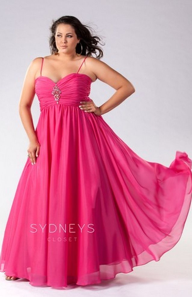 The 104 best Plus size Prom Dresses images on Pinterest | Prom ...