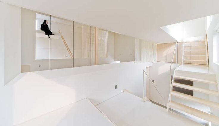 white interior japan - Recherche Google