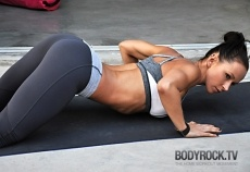 This whole website looks awesome!! Daily workouts to do at home. And not that sissy stuff either!!!