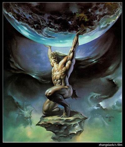 uranus greek god