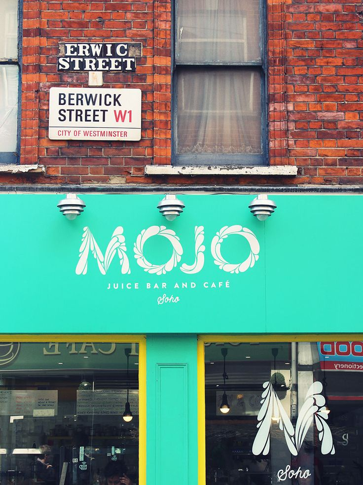 Bonne adresse Londres : Mojo