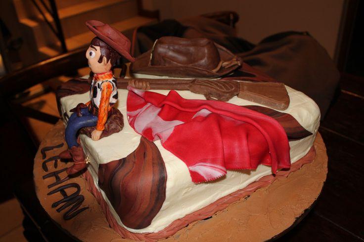 Woody birthday cake 2