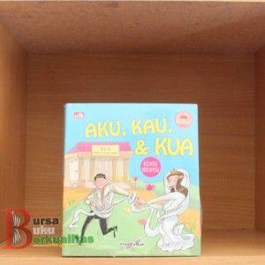 Jual Buku AKU KAU DAN KUA Karya @tweetnikah