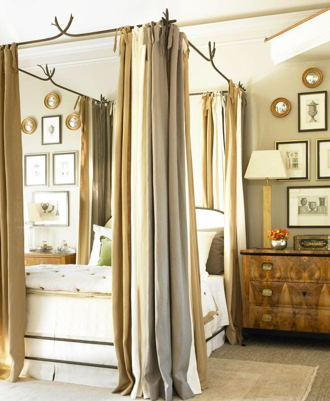 Traditional, Transitional Bedroom | Amy Morris