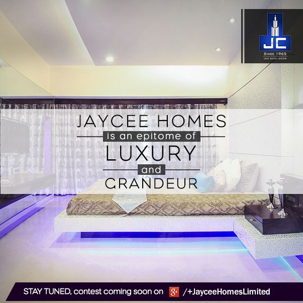 #JayceeHomes offer luxurious homes and a world-class #JayceeLifestyle. Are you familiar with different Jaycee Homes' properties and their special amenities? Gear up! A #contest is coming soon on our Google Plus page https://plus.google.com/+JayceeHomesLimited! Read all about the properties on http://www.jayceehomes.com.