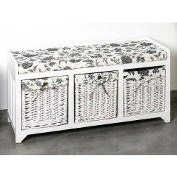 13 best images about muebles rattan on pinterest shelves outdoor living an - Muebles de mimbre ...