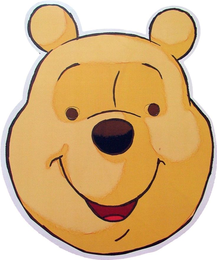 winnie the pooh face paint - Google Search