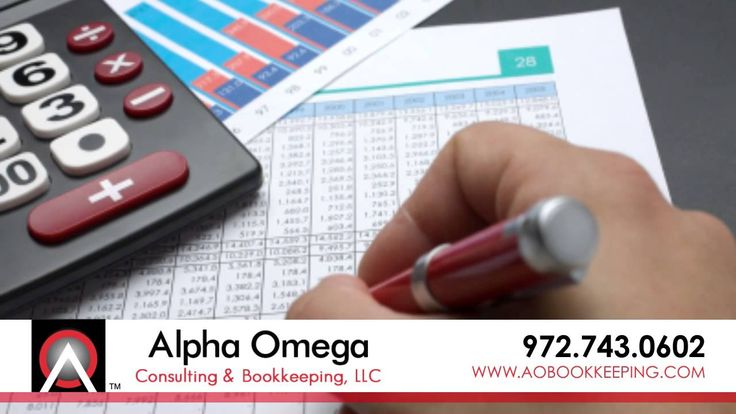 Check out our new Video. Alpha Omega Consulting & Bookkeeping, LLC | #Accounting #Bookkeeping #QuickBooks