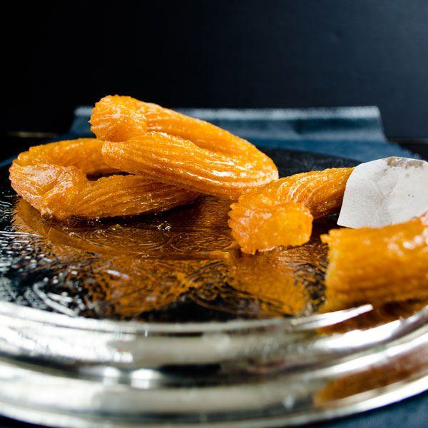 Turkish Sweet Churros   #churros #turkish #dessert   giverecipe.com