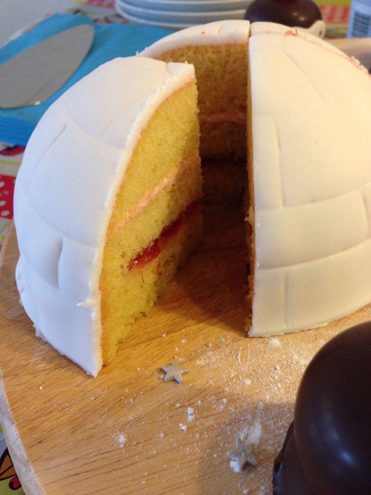 Iglo cake