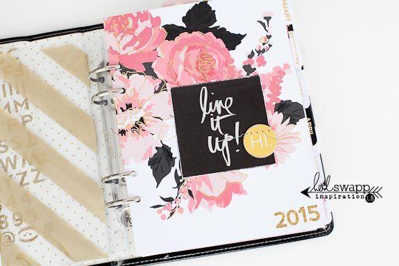 2015 Memory Planner @HeidiSwapp
