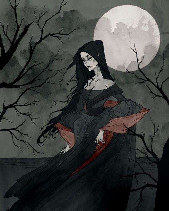 """Annabel Lee"" by Abigail Larson"