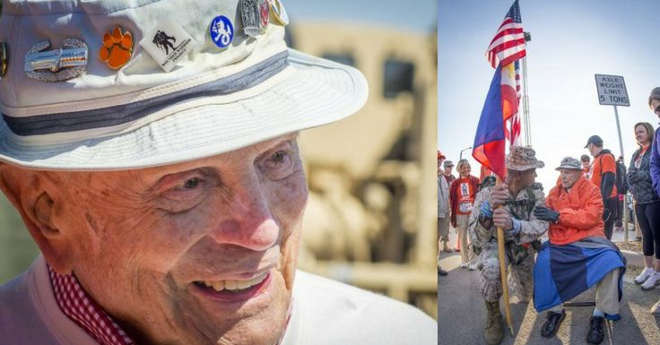 """American Survivor"" – The Bataan Memorial Death March, And The Only Survivor Who Walks In The Event."