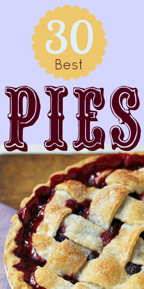 A Mouthwatering Collection of the Best Pie Recipes