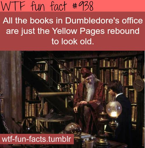 harry potter - movies facts  MORE OF WTF-FUN-FACTS are coming HERE  funny and weird facts ONLY