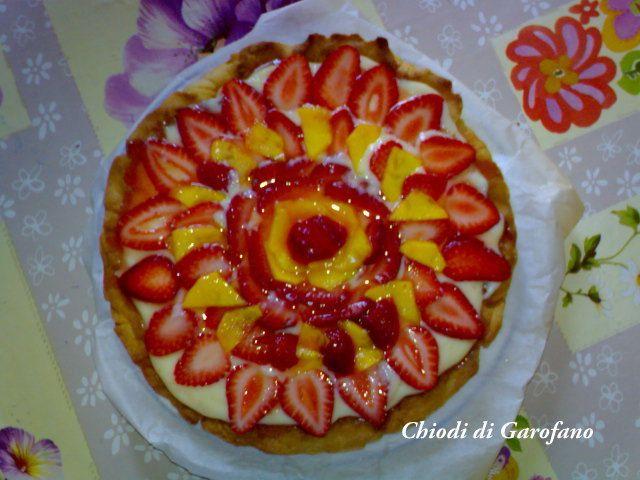 Crostata di Frutta http://blog.giallozafferano.it/chiodidigarofano/crostata-frutta