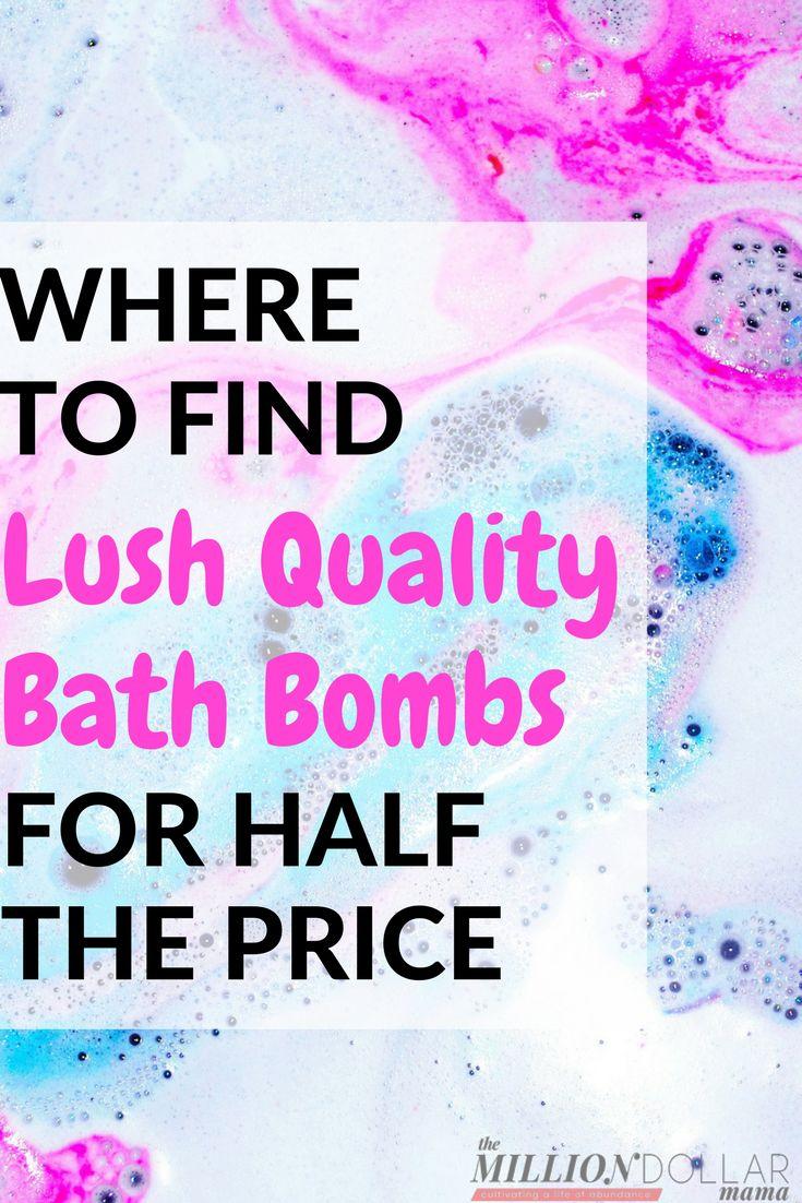 Cheap Bath Bombs   Lush Bath Bombs