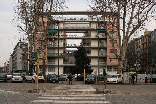Casa Rustici | G. Terragni P. Lingeri | 1937 | Milano © Ingrid Berniga Dotras