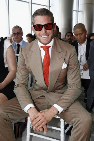 This Dude is possibly as stylish, and cool as Tom Ford, per Tom Ford!   Lapo Elkann - Google Search