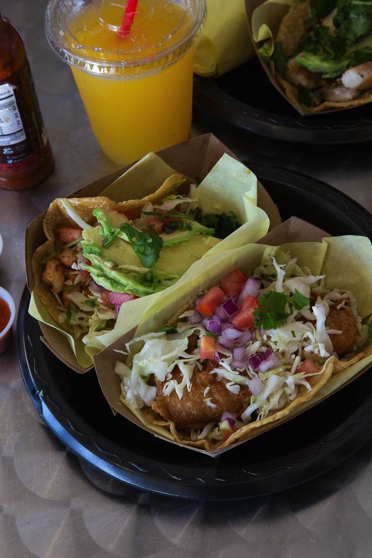 Gaby's Guide to San Diego Tacos
