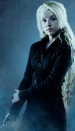 Luna. I should have known I belonged in Ravenclaw when I saw her Chucks...