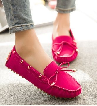 Loafer shoes women