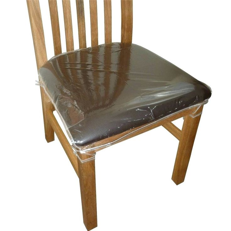 Best 25 Plastic Chair Covers Ideas On Pinterest  Diy Decoupage Extraordinary Dining Room Chair Protective Covers Design Ideas