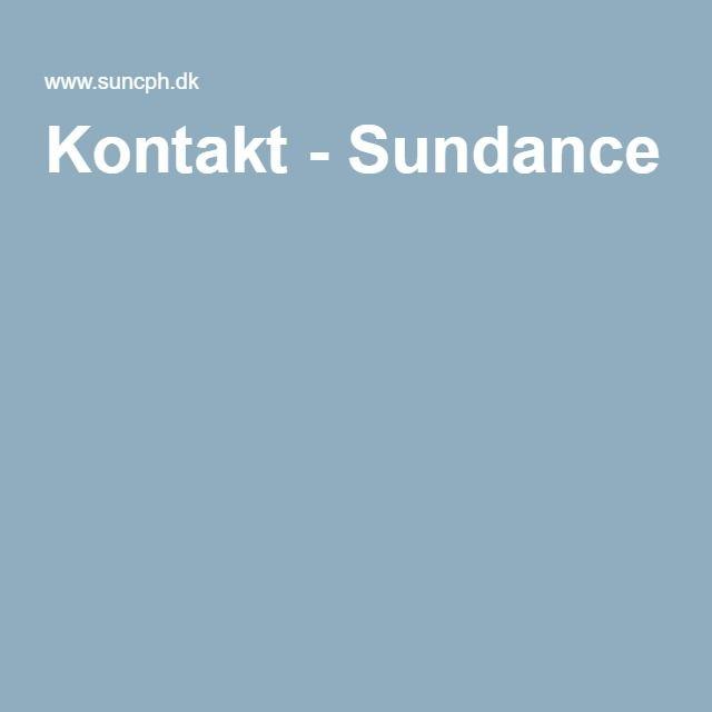 Kontakt - Sundance