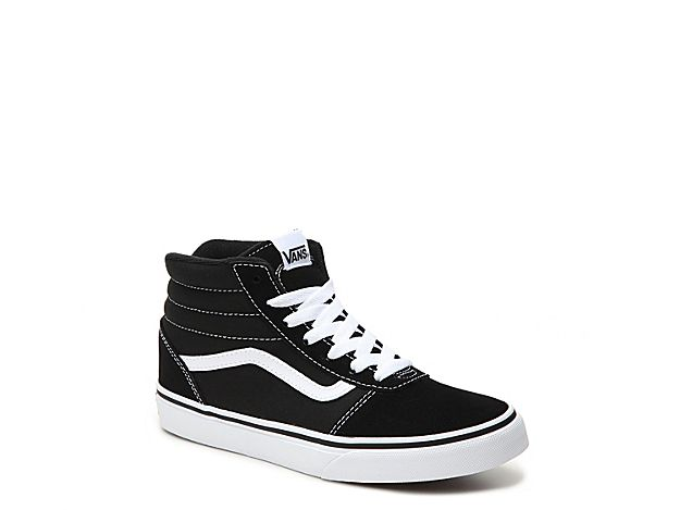 Vans Ward High-Top Sneaker - Kids
