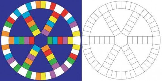 Make your own Trivial Pursuit game! Would be fun for family memories-- or to use in the classroom.