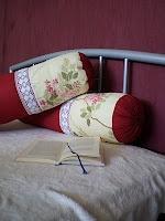 cylinder pillows