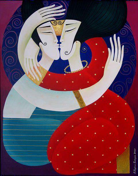 #Luzhina #art #love
