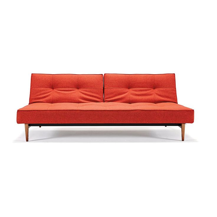 Divi Sofa in Orange | dotandbo.com