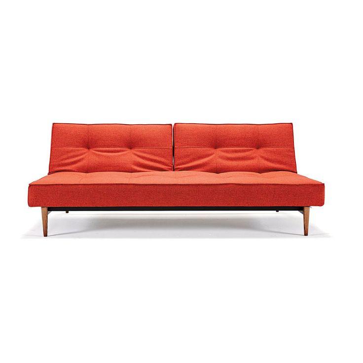 Divi Sofa in Orange | dotandbo.com